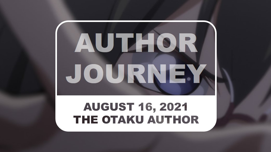Featured image for Author Journey (August 16, 2021)