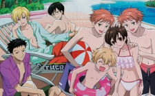 Featured image for Anime Review: Ouran Highschool Host Club