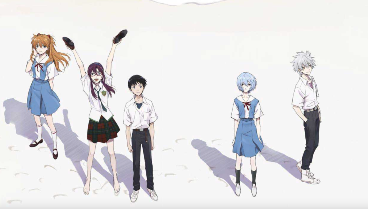 Featured image for What I Think of Evangelion FINALLY Ending