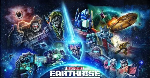 Featured image for Transformers: War for Cybertron Trilogy: Earthrise