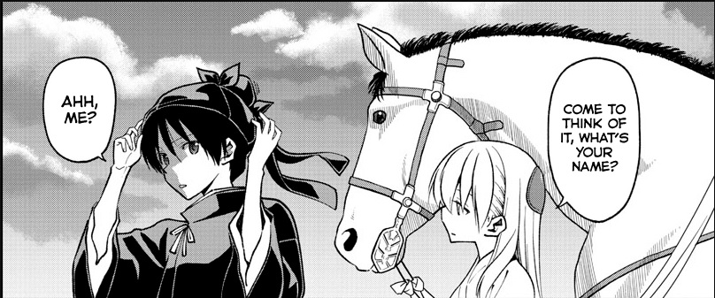 Featured image for Tonikaku Cawaii Chapter 147.4 (Fly Me to the Moon Chapter 4)