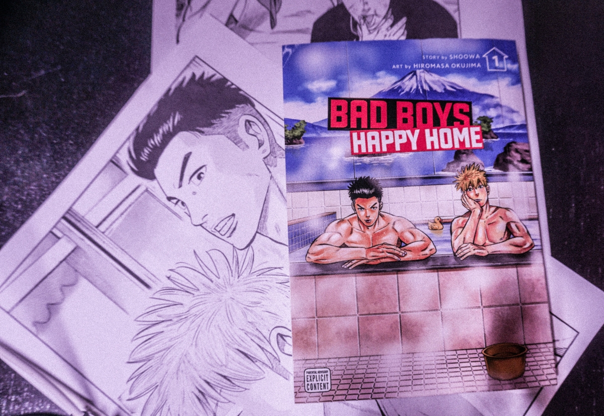 Featured image for Two Bad Boys, Make A Happy Home – Bad Boys, Happy Home Vol 1 Review