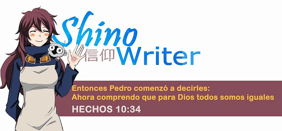 Featured image for Entrevista Con Blogger De Anime, Shino-Writer