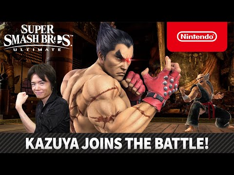 Featured image for Playing Tekken and Preventing Tekken: Thoughts on Kazuya Matchups in Smash Ultimate