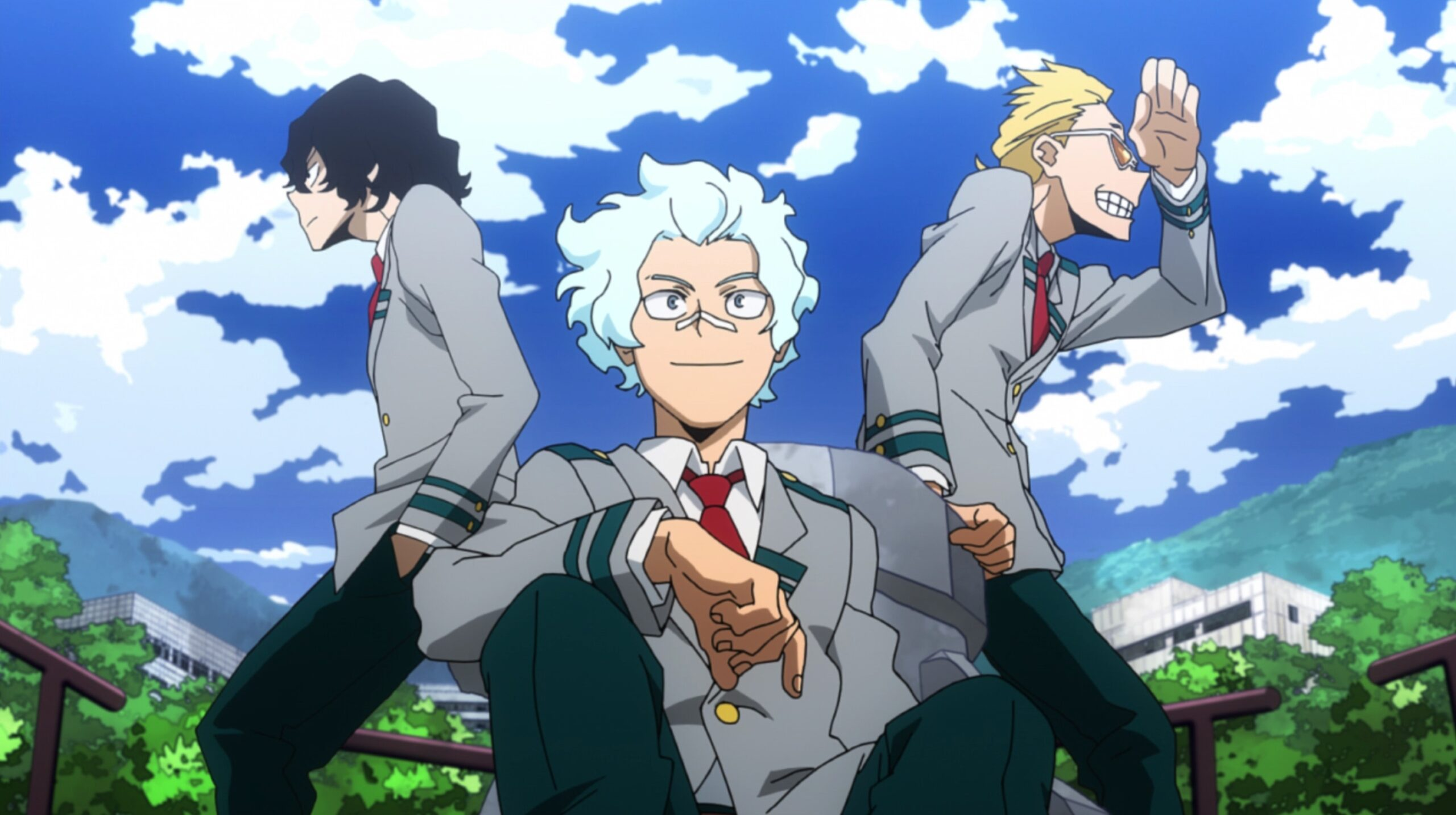 Featured image for My Hero Academia Season 5 Episode 107 Review – Best In Show