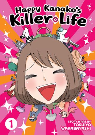 Featured image for Happy Kanako's Killer Life Vol 1