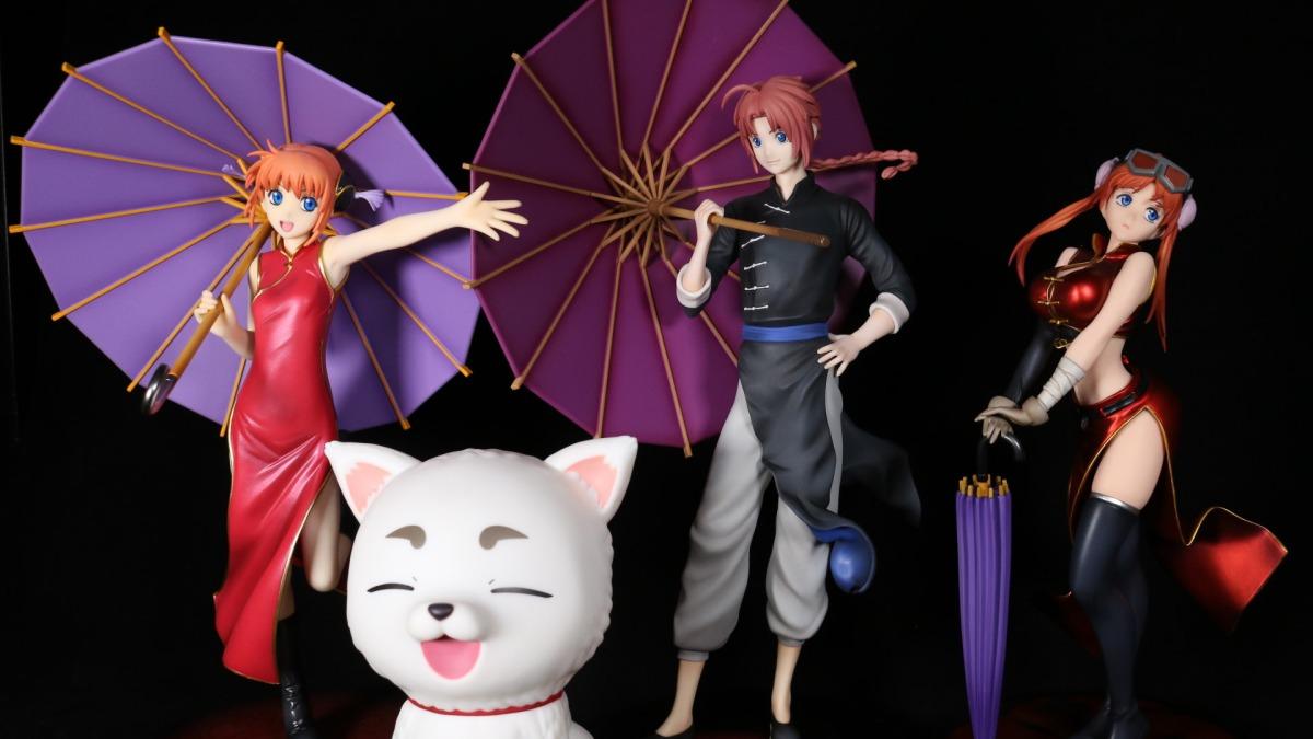 Featured image for Gintama Kagura and Kamui