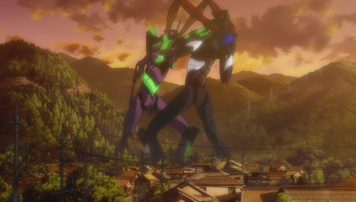 Featured image for Evangelion 2.0 You Can (Not) Advance (2009) by Hideaki Anno