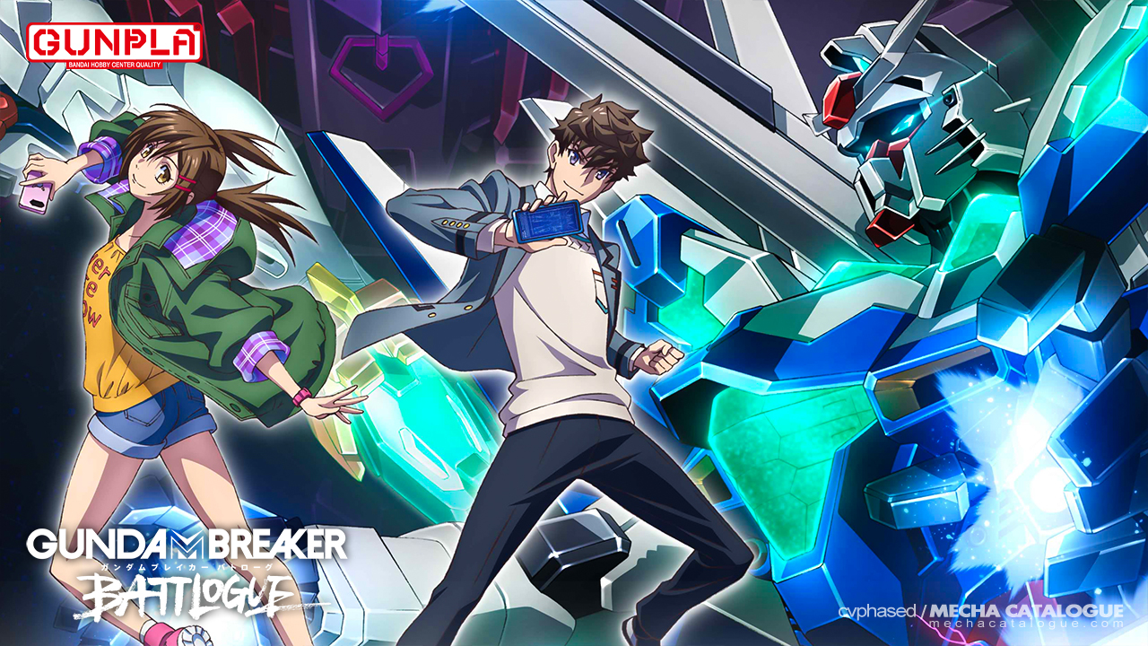 """Featured image for Feels Like Build Fighters? """"Gundam Breaker Battlogue"""" Trailer Dropped"""