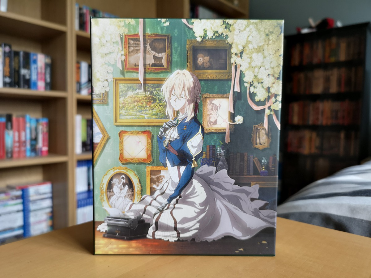 Featured image for Violet Evergarden: Eternity and the Auto Memory Doll (Collector's Edition Blu-ray) Unboxing