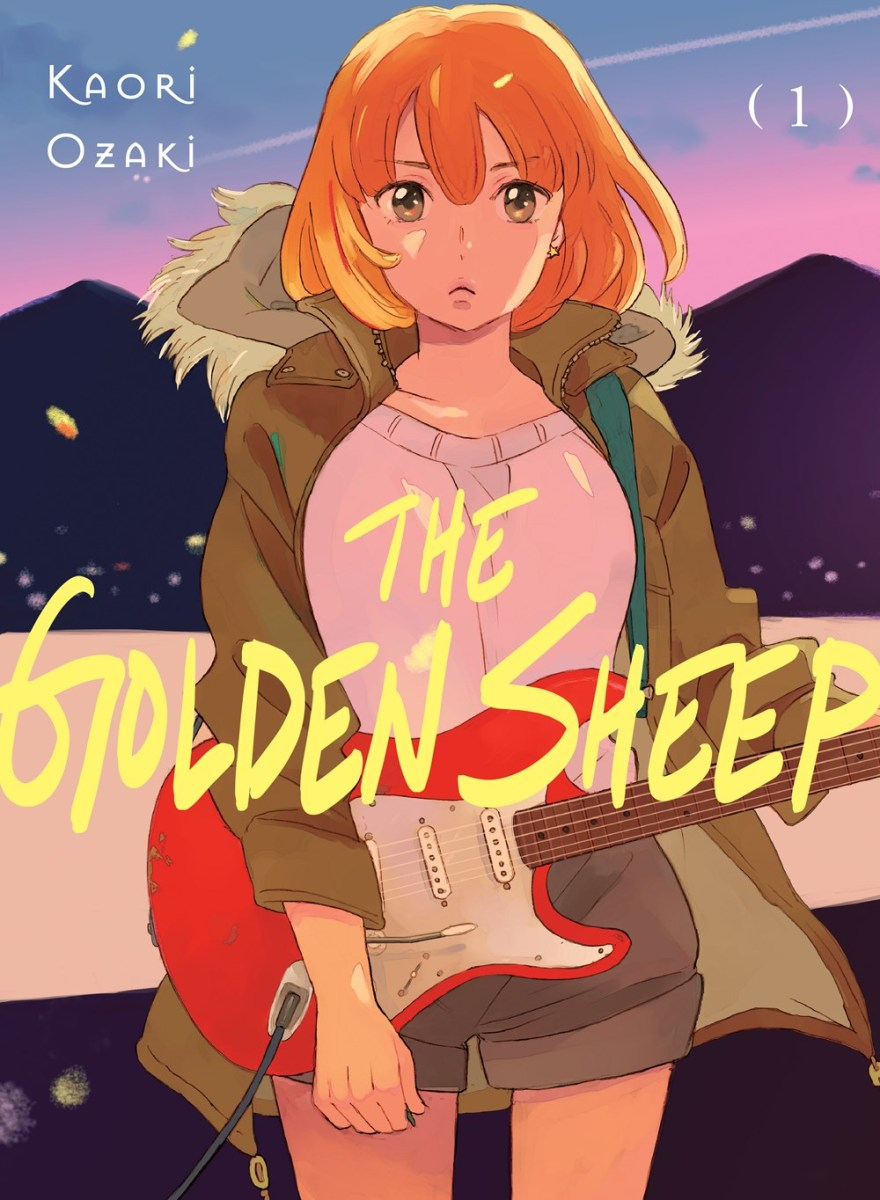 Featured image for Manga Review – The Golden Sheep
