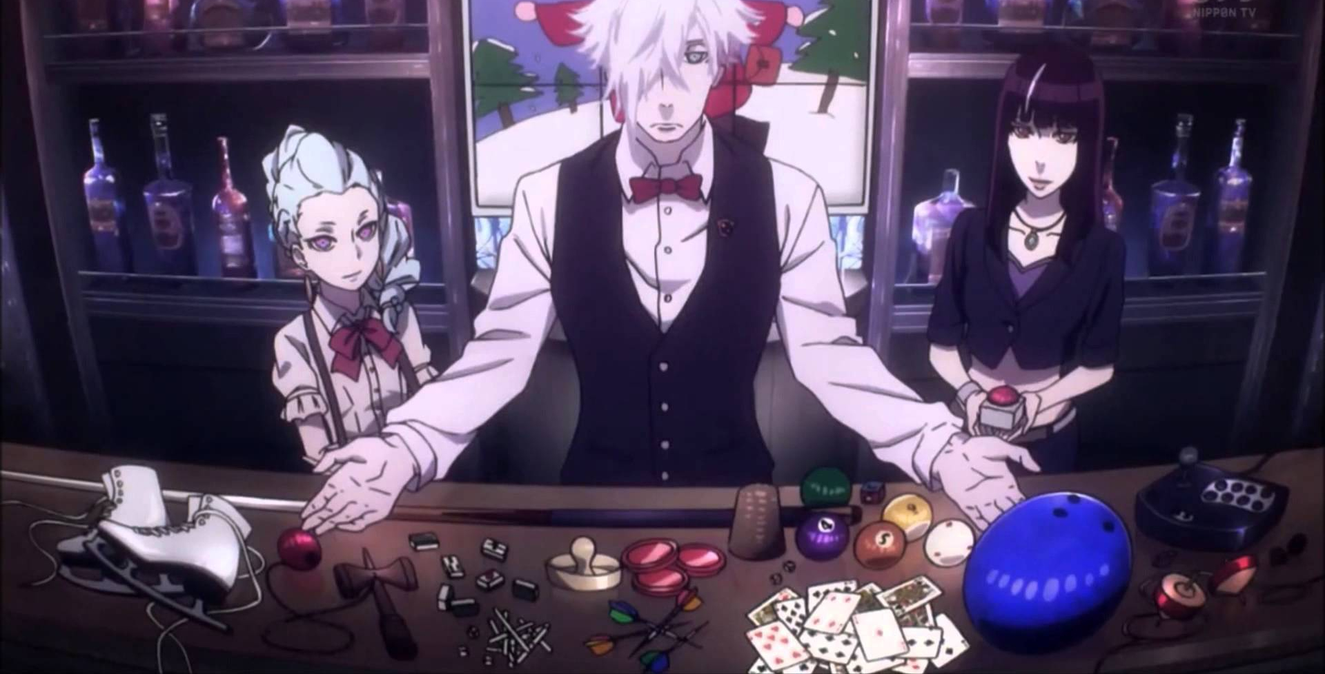 Featured image for Death Parade Series Review