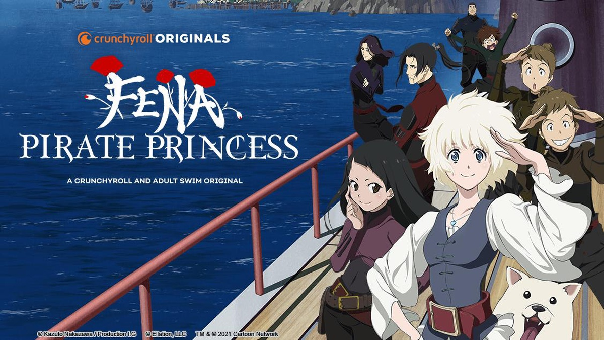 Featured image for First Impressions: Fena: Pirate Princess