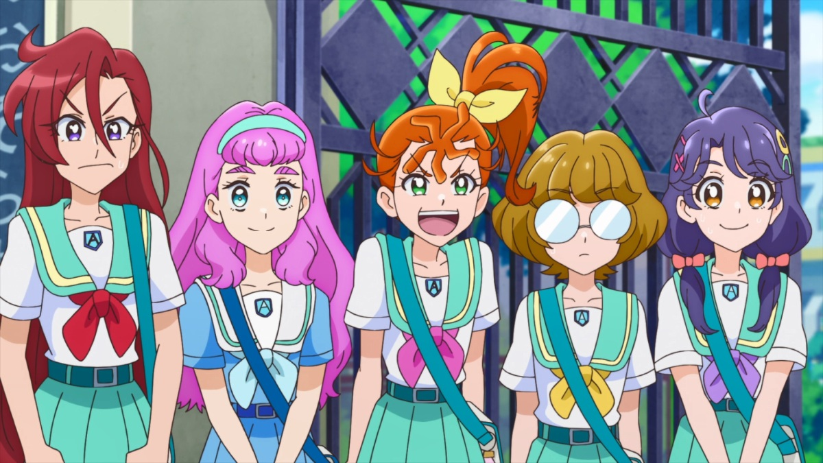 Featured image for Tropical-Rouge! PreCure Episode 25: Class Observation