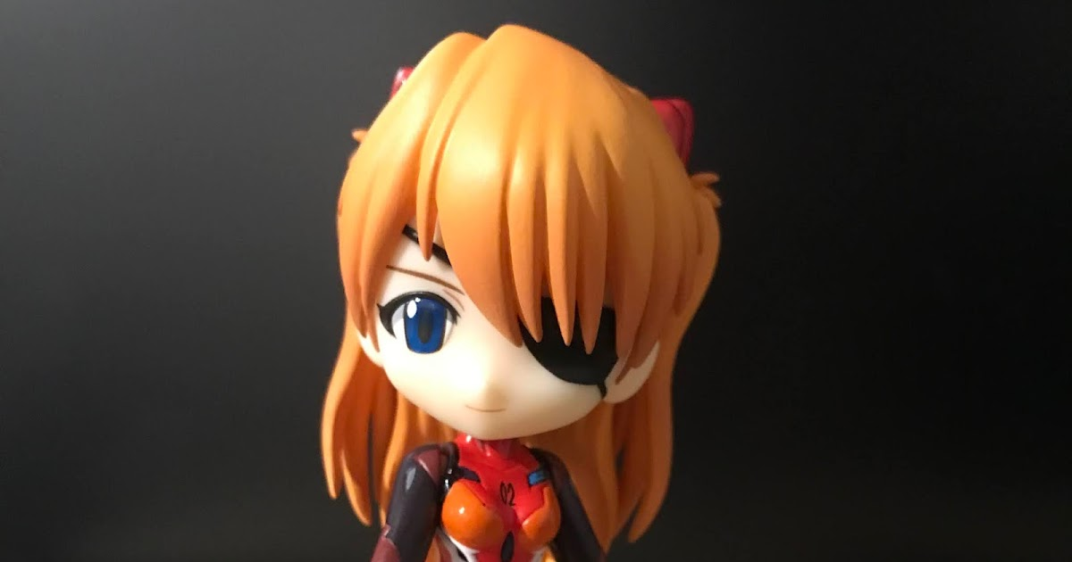 Featured image for Neon Genesis Evangelion - Figuarts mini Asuka Langley Review