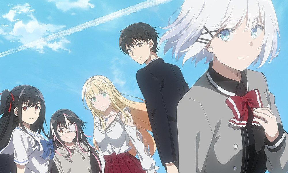 Featured image for Anime Series Like The Detective is Already Dead
