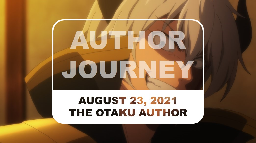 Featured image for Author Journey (August 23, 2021)