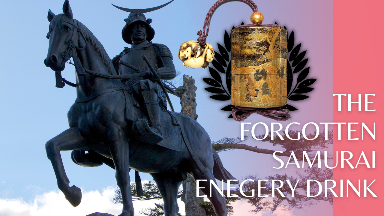 Featured image for A Forgotten Samurai Energy Drink