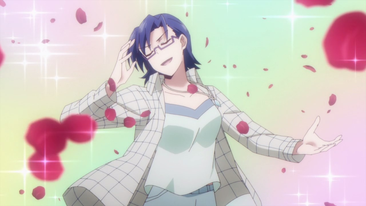 Featured image for Mahouka Koukou no Yuutousei Episode #08