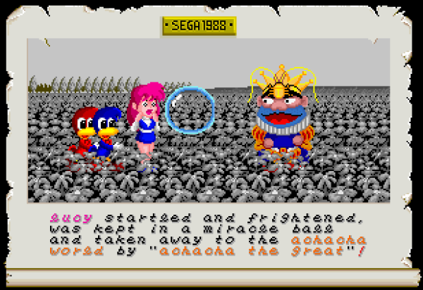 Featured image for Dynamite Düx and the Lost Sega Mascot