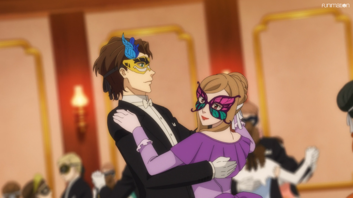 Featured image for Yuukoku no Moriarty Episode 13