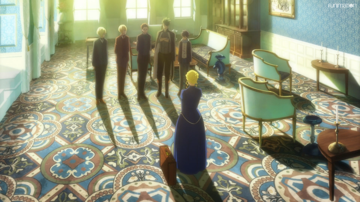 Featured image for Yuukoku no Moriarty Episode 14