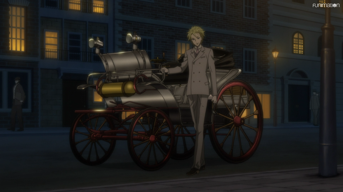 Featured image for Yuukoku no Moriarty Episode 17