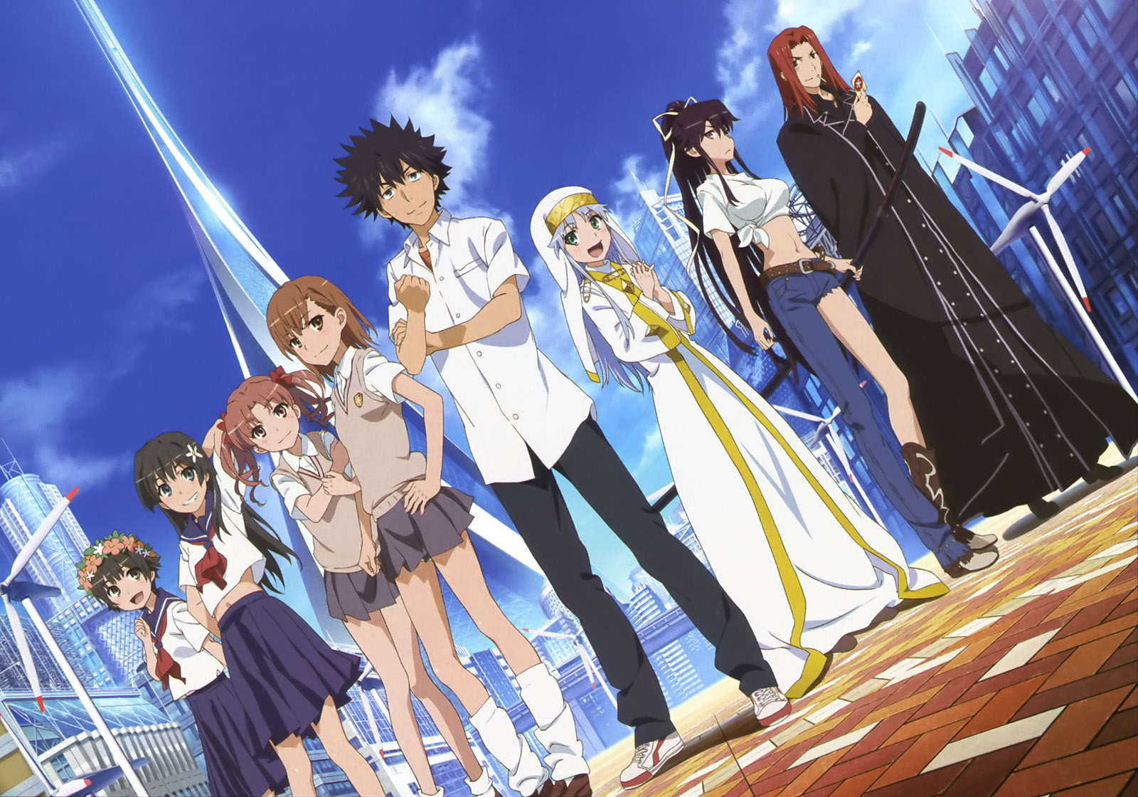 Featured image for A Certain Magical Index Series Review
