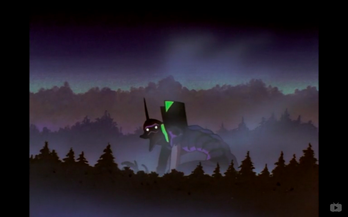 Featured image for Seething about a terrible Evangelion take for fun