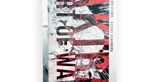 Featured image for ●BOOK ● AKIRA ART OF WALL