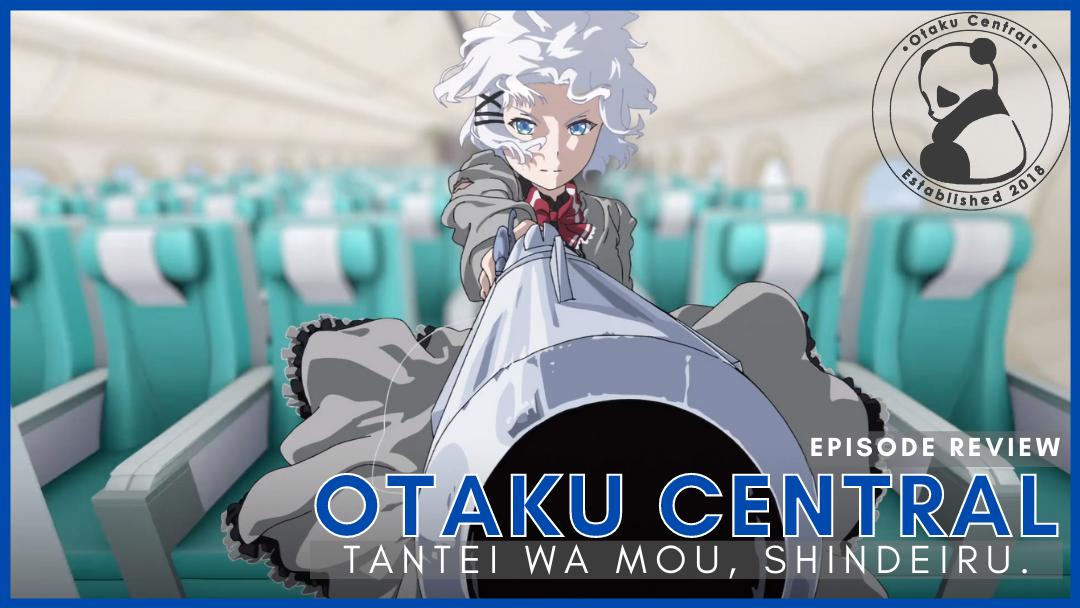 Featured image for Tantei wa Mou, Shindeiru. | Episode 8 Review