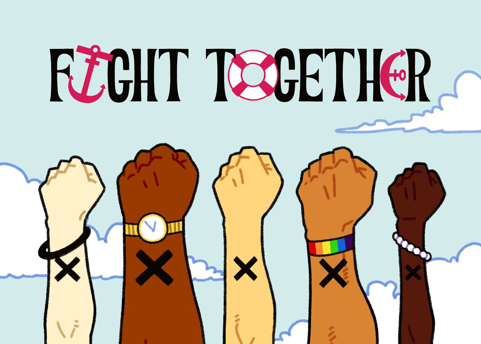 """Featured image for Fight Together #10: """"Neurodivergence & Neurodiversity"""""""