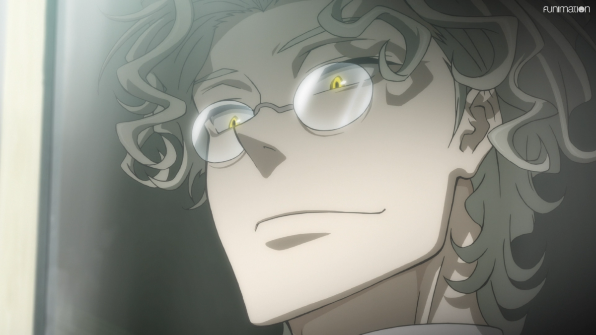 Featured image for Yuukoku no Moriarty Episode 20