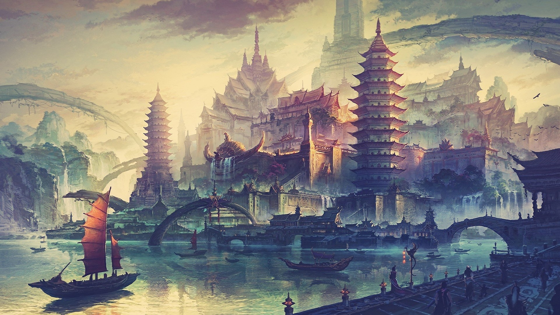 Featured image for New anime country with an ancient story: My first Chinese anime