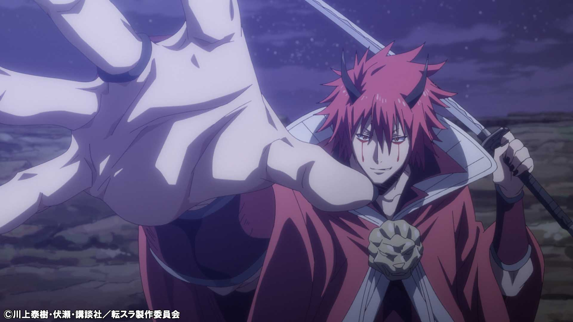 Featured image for Weekly Review — That Time I Got Reincarnated as a Slime Season 2 Episode 20