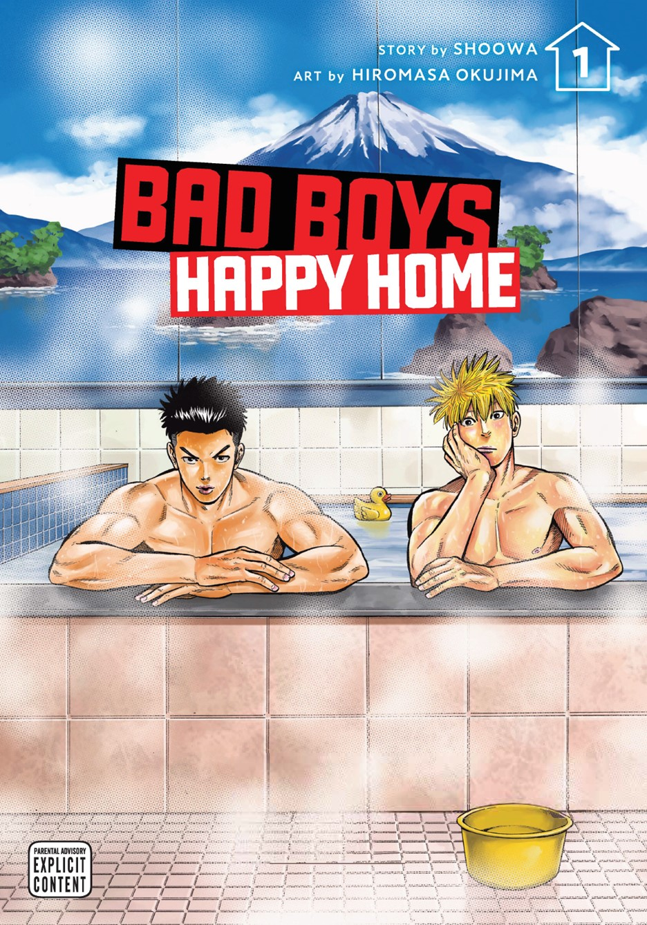 Featured image for Bad Boys, Happy Home Vol 1 Review