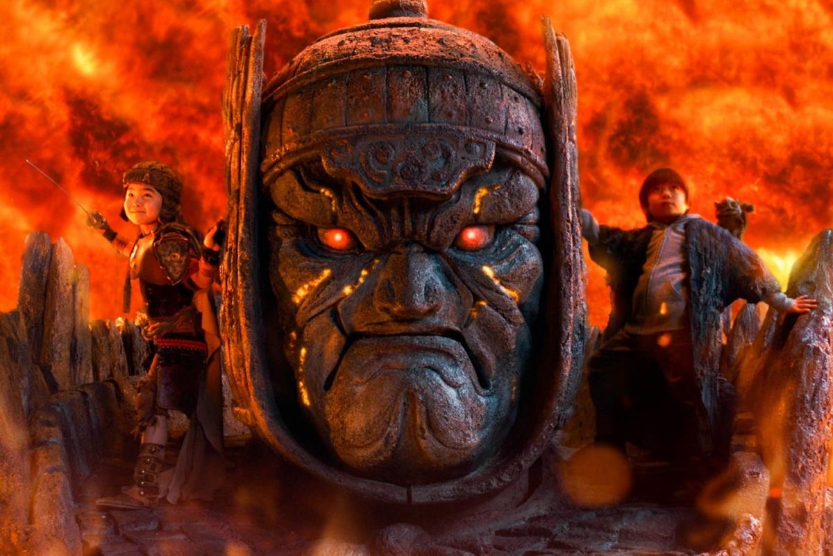 Featured image for The Great Yokai War: Guardians (妖怪大戦争 ガーディアンズ, Takashi Miike, 2021)