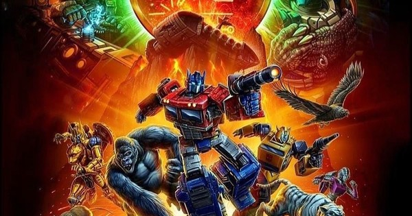Featured image for Transformers: War for Cybertron Trilogy - Kingdom