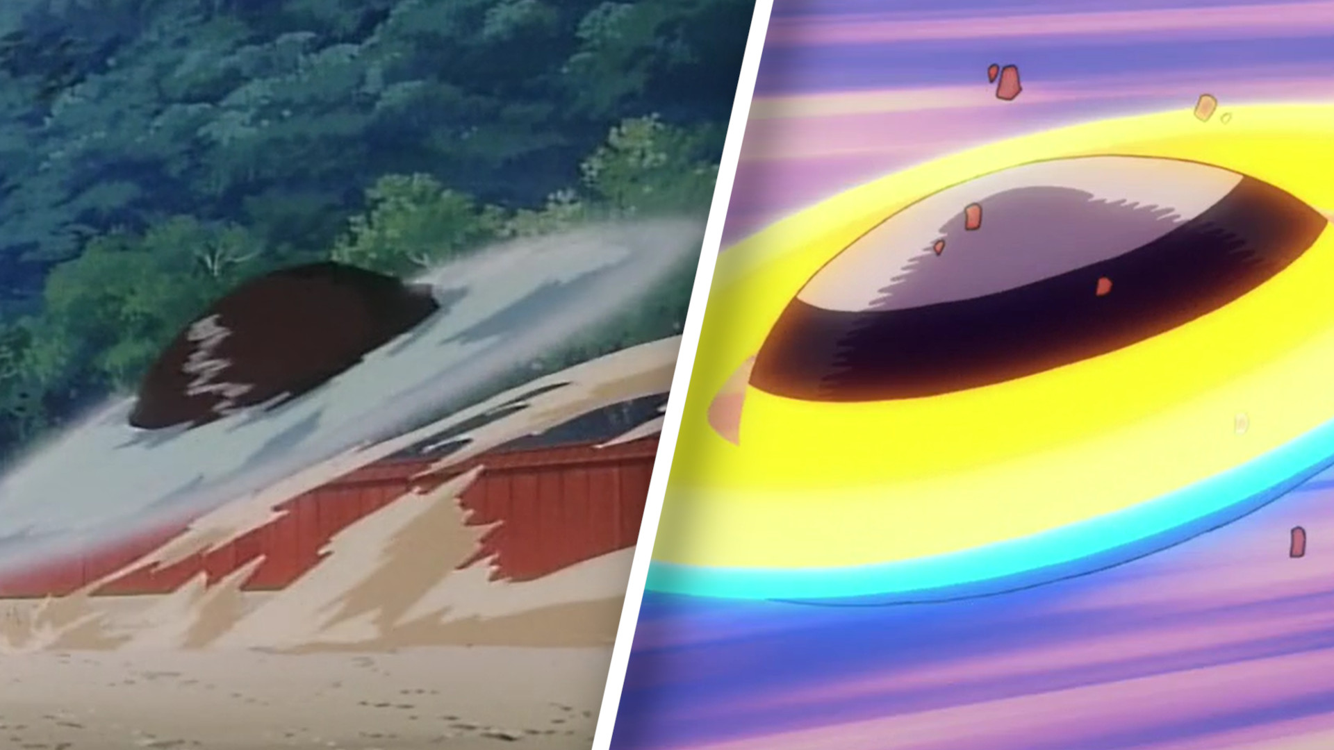 Featured image for Hunting Flying Saucers: Contextualising 'The UFO' in Anime