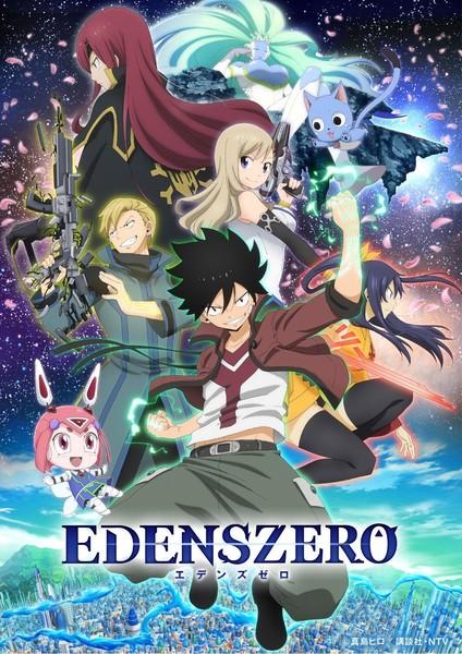 Featured image for Edens Zero