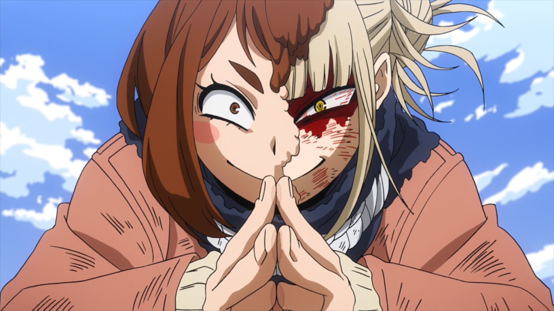 Featured image for Boku no Hero Academia S5 – 21