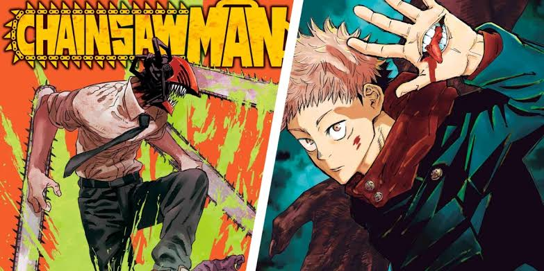 Featured image for JUJUTSU KAISEN VS CHAINSAW MAN