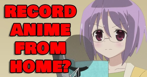 Featured image for How Anime Dubs Were Made During COVID