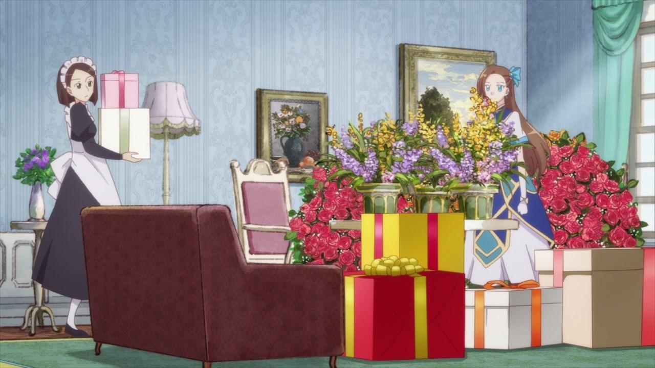 Featured image for Otome Game no Hametsu Flag shika Nai Akuyaku Reijou ni Tensei shiteshimatta… X Episode #09