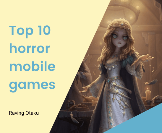 Featured image for Top ten horror mobile games for android