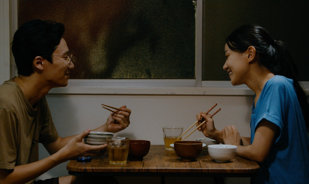Featured image for Mari and Mari (彼女来来, Tatsuya Yamanishi, 2021)