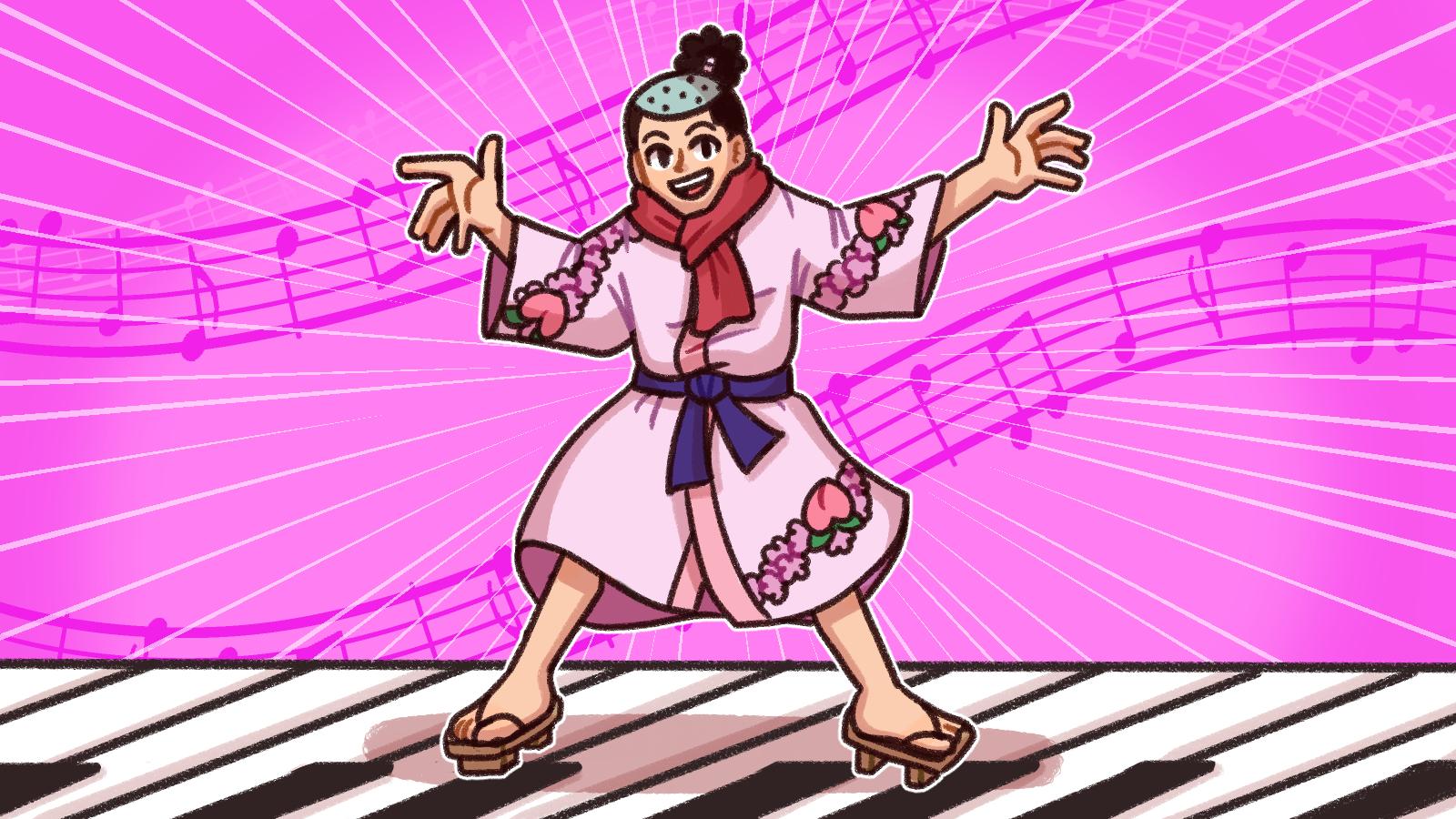 "Featured image for Episode 685, ""Momonosuke is Big"""