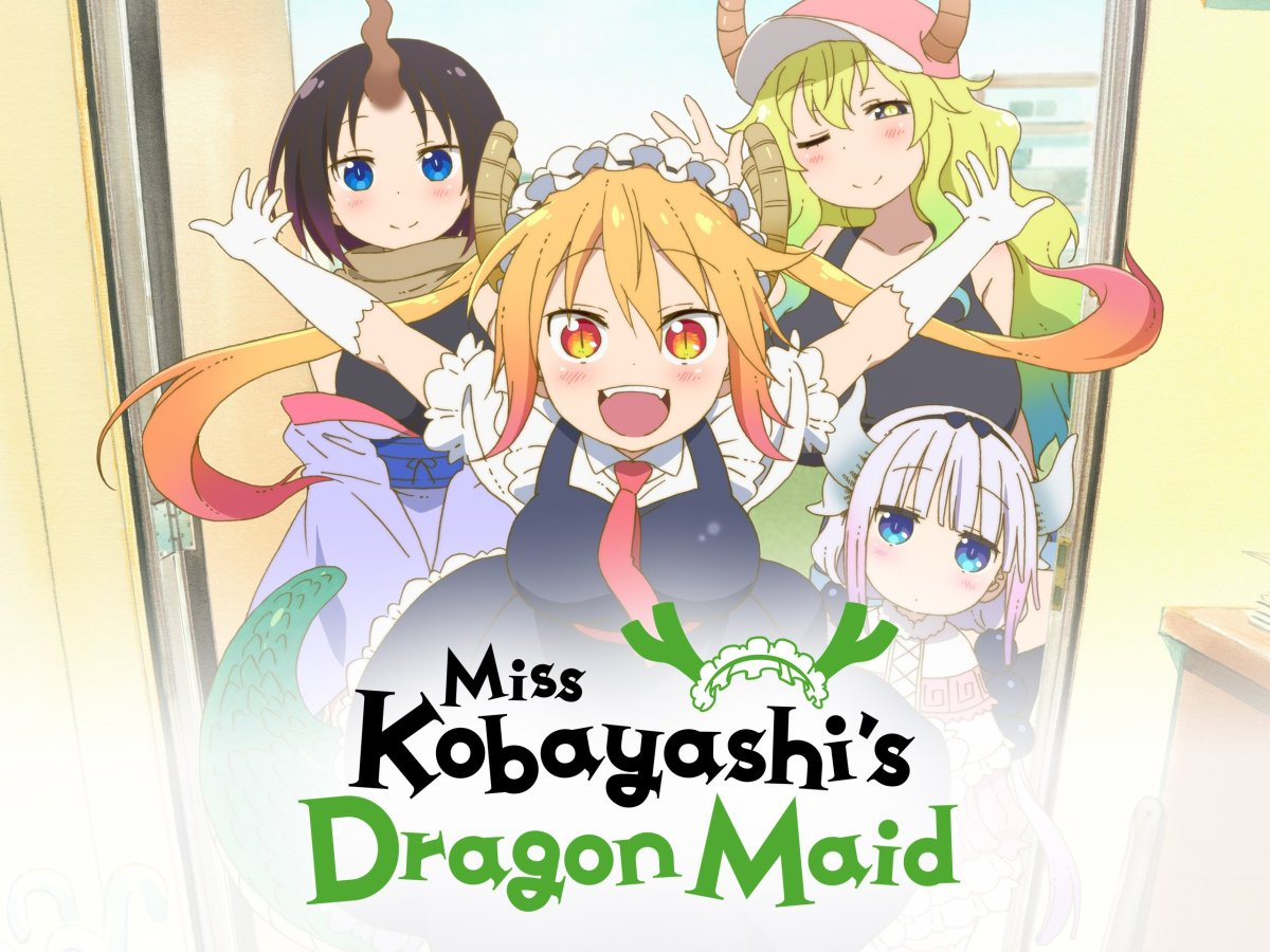 Featured image for Hiring The Services Of A Mythical Beast: Miss Kobayashi's Dragon Maid.