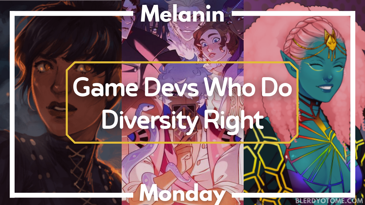 Featured image for Game Devs Who Do Diversity Right