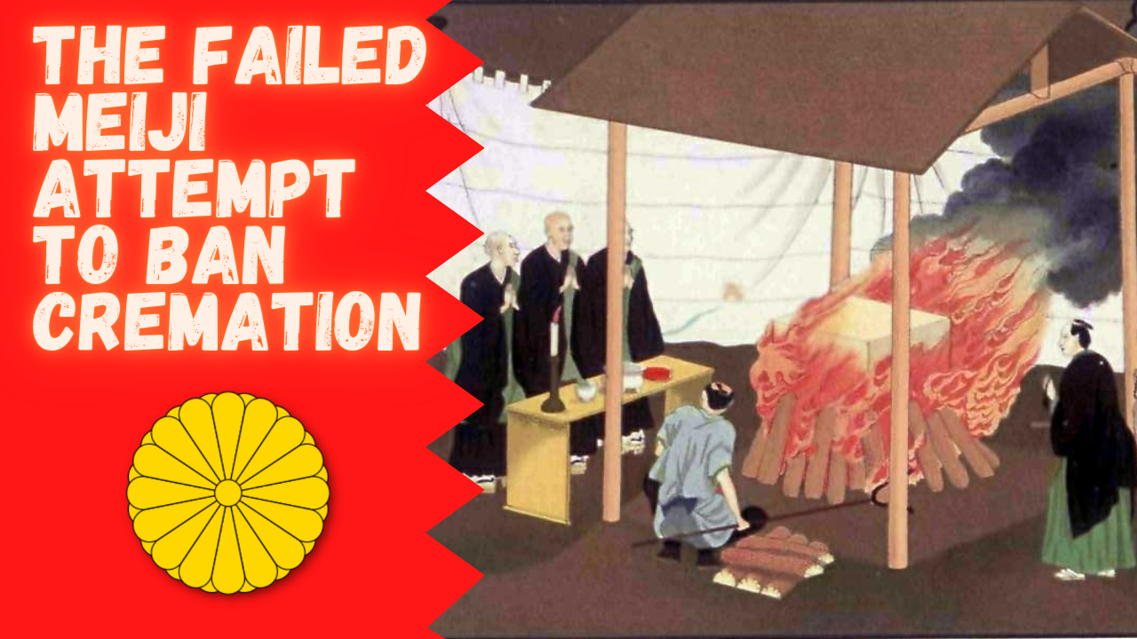 Featured image for The Meiji Government's Failed Attempt to Ban Cremation